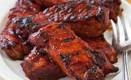 Friday Southwest Boneless BBQ Ribs